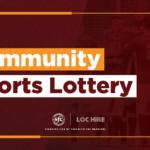 COMMUNITY SPORTS LOTTERY WINNERS – AUGUST 2021