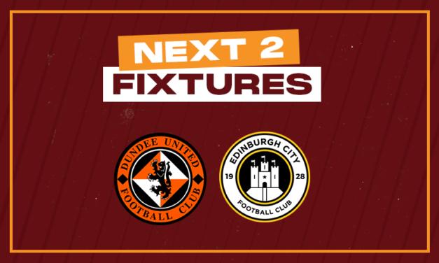 Next 2 Fixtures